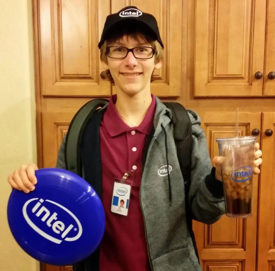 Inilah Bocah 16 Tahun Yang Bekerja Di Intel   My Blog!