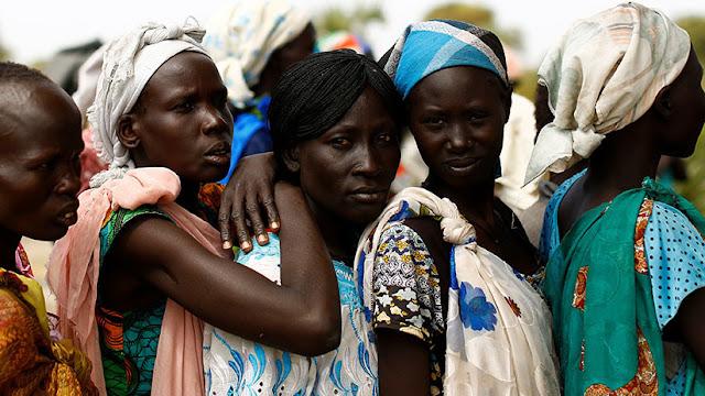 Médicos Sin Fronteras: Hombres armados violan, golpean y azotan a 125 mujeres en Sudán del Sur