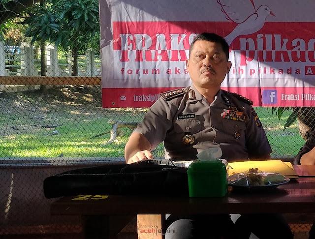 Polda Aceh Petakan 8 Kabupaten Kota Sangat Rawan Konflik Pilkada
