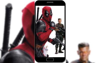 Deadpool 2 Cable Licorne - Fond d'écran en FHD pour Mobile