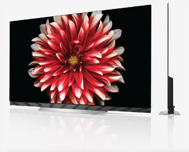 LG E7 OLED TV
