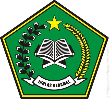 Gudang Vektor Gratis Logo Ikhlas Beramal