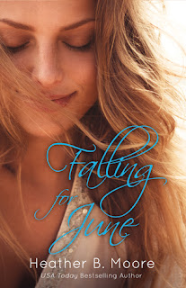 Heidi Reads... Falling for June by Heather B. Moore