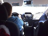 Sonya Driving Winnebago Fuse