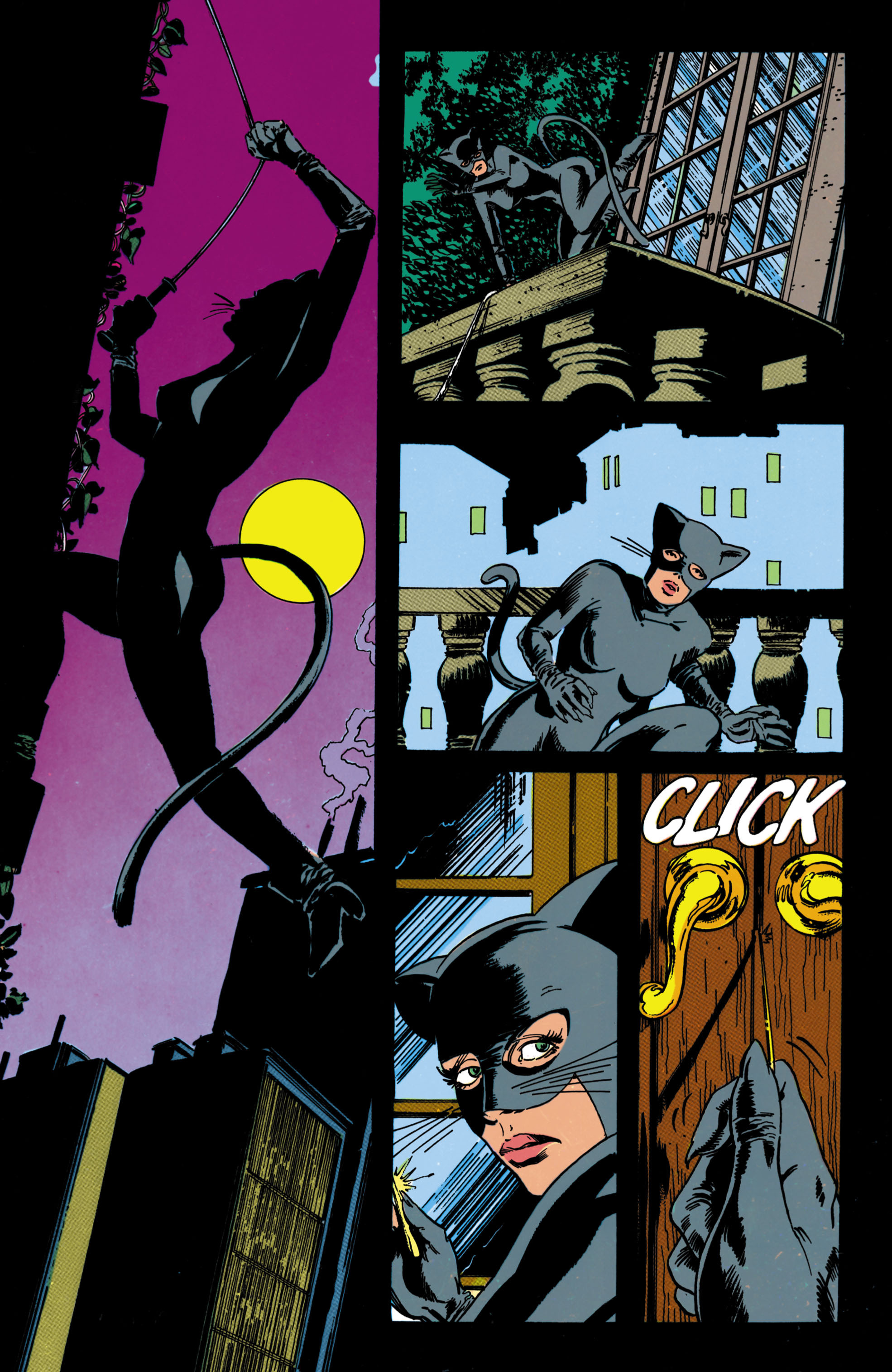 Catwoman (1989) Issue #3 #3 - English 4