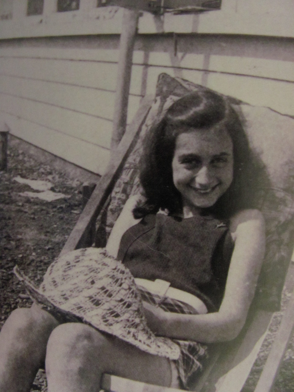 The Marmelade Gypsy The Real One Anne Frank And The Anne