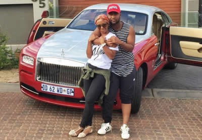 ... Thulo aka Boity really has a loving and caring boyfriend in rapper