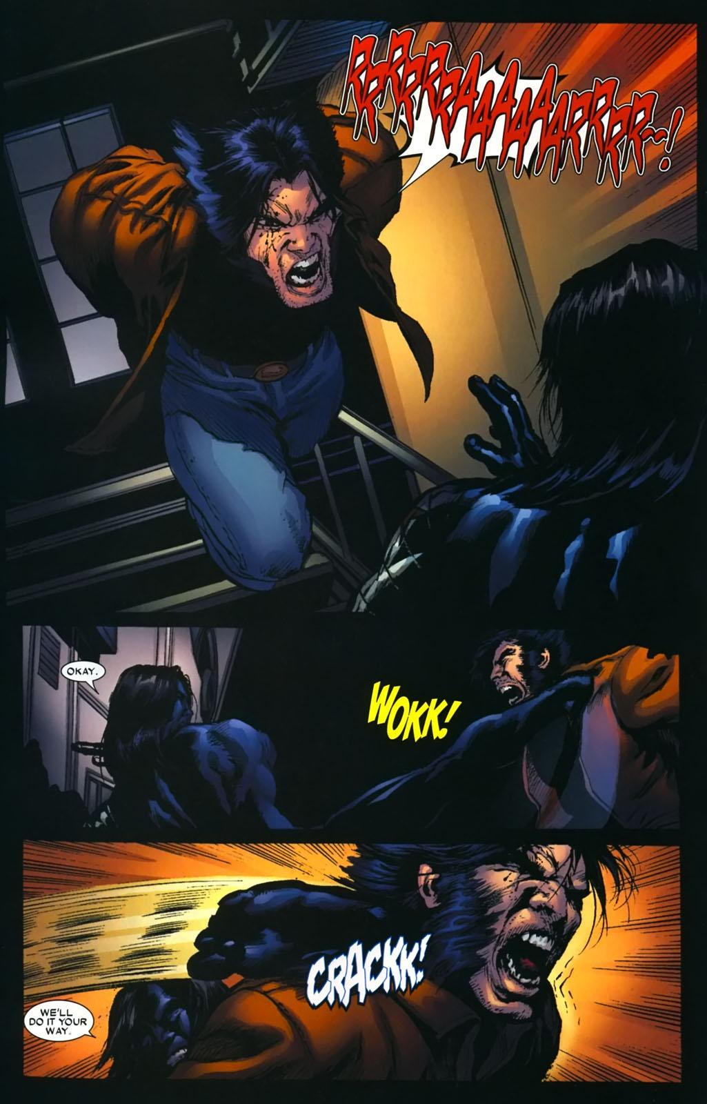 Read online Wolverine (2003) comic -  Issue #39 - 14