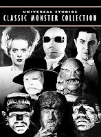 Universal Studios Classic Monster Collection DVD Prices