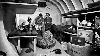 Refugio Antinuclear años 60