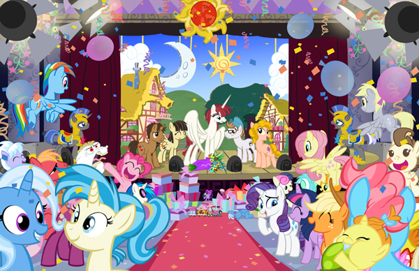 Happy New Years | My Little Pony: Friendship is Magic