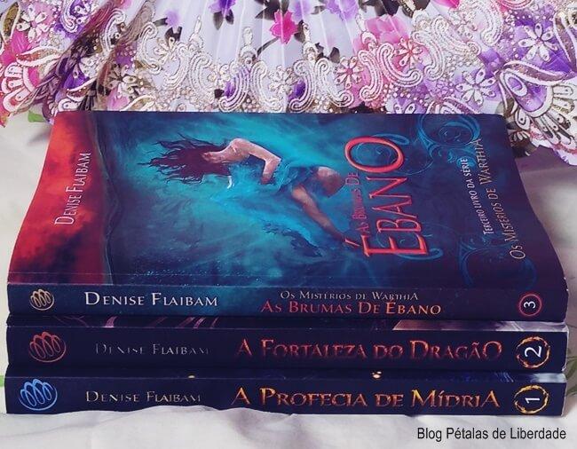 As-brumas-de-ebano, Denise-Flaibam, Mundo-Uno-Editora, Os-misterios-de-Warthia, fantasia, literatura-nacional