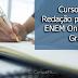 Curso de Redação para ENEM Online Grátis