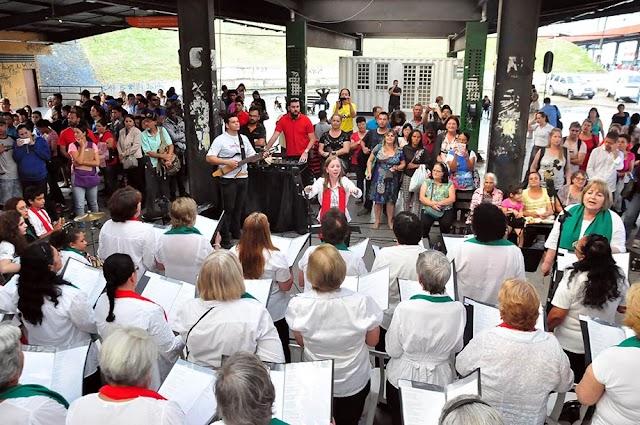 Coral Avós da Alegria estreia dia 5 de dezembro.