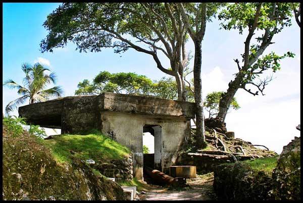 Benteng Jepang Anoi Itam