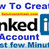 Linkedin Kya Hai? Linkedin Account Kaise Banaye - Full Guide