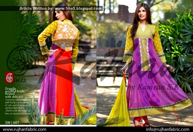 Zunia Designer Embroidered Collection 2015