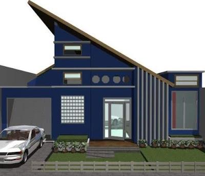 Kumpulan Model Atap Rumah Minimalis 1 & 2 Lantai Terbaru