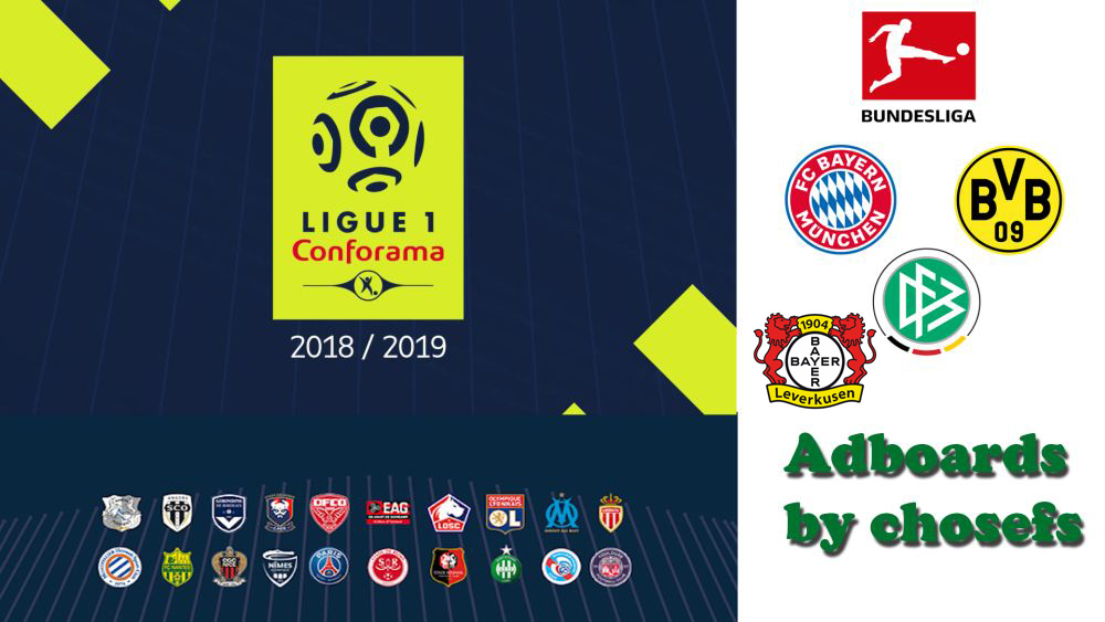 PES 2019 Adboards