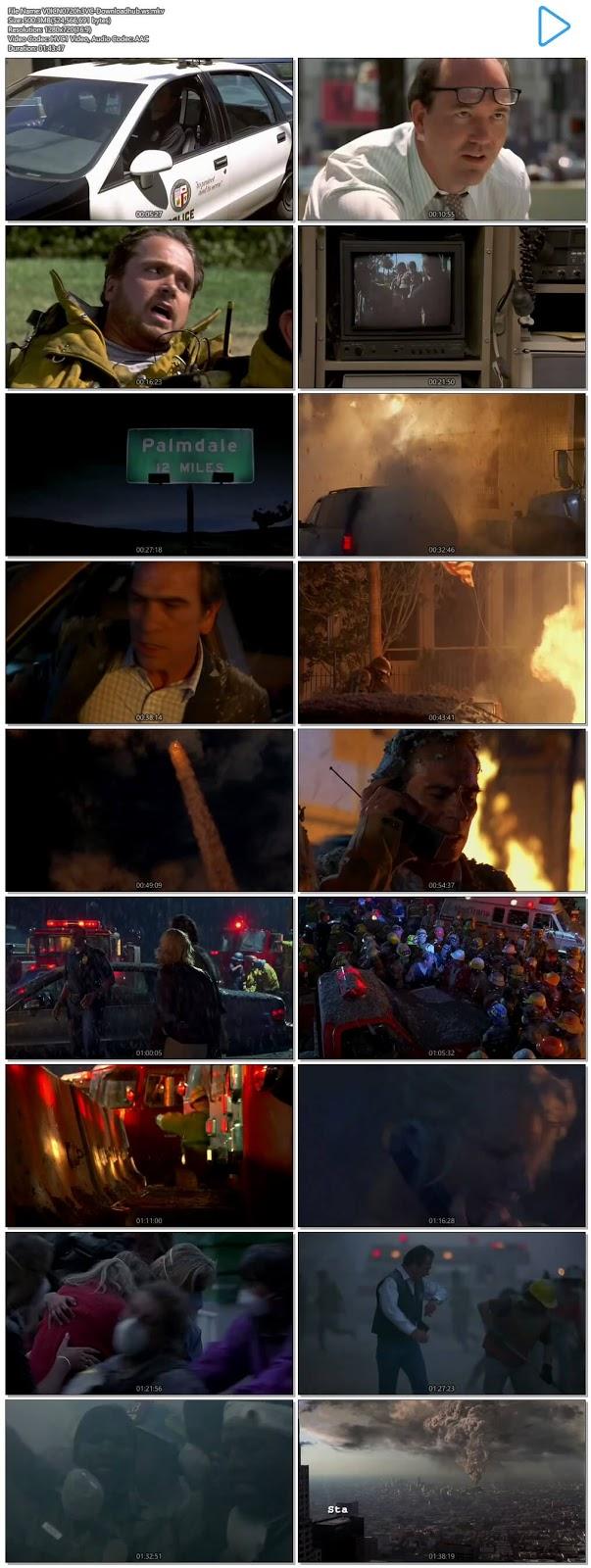Volcano 1997 Hindi Dual Audio 720p HEVC BluRay Free Download