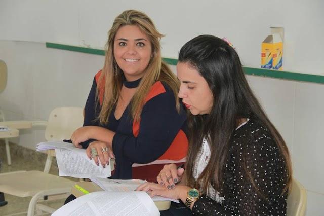 Senador Canedo: Profissionais da saúde passaram por formação