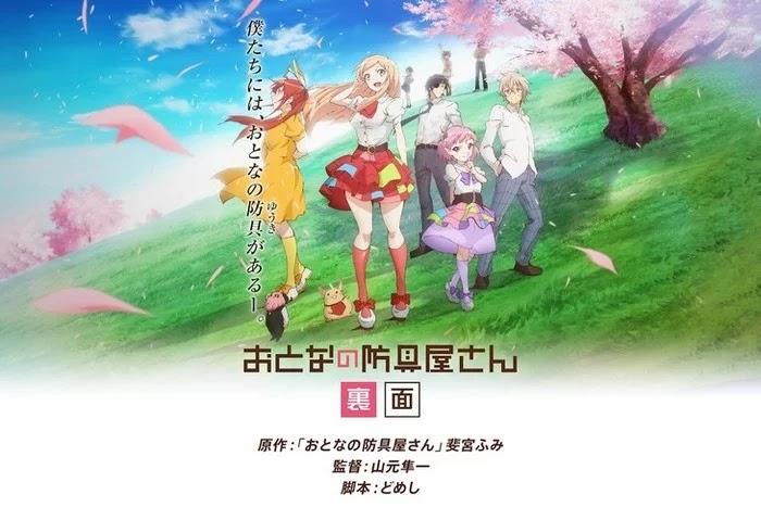 Anime Otona no Bouguya-san Dapatkan 3 Episode Baru Maret Nanti