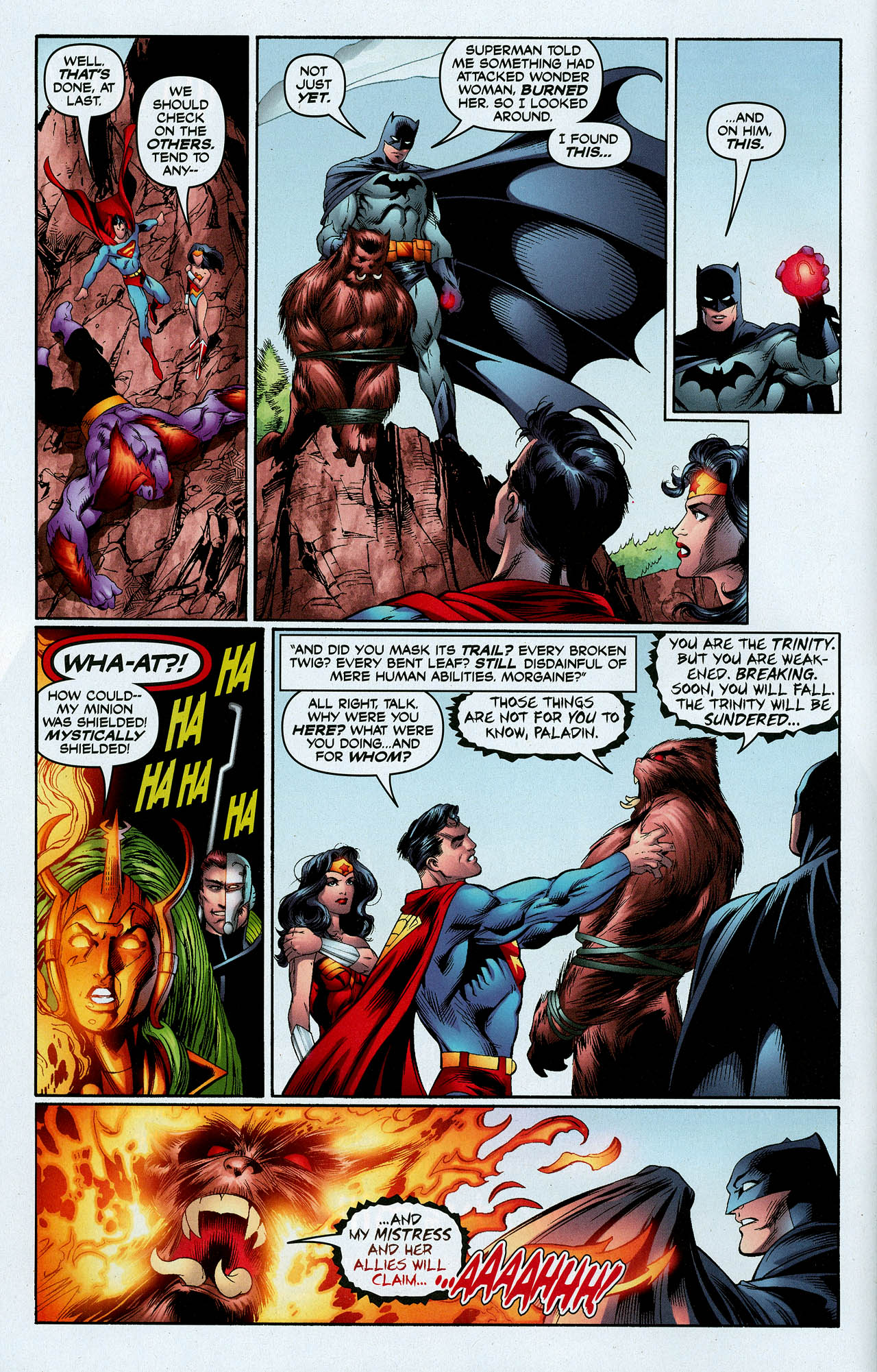 Read online Trinity (2008) comic -  Issue #5 - 14