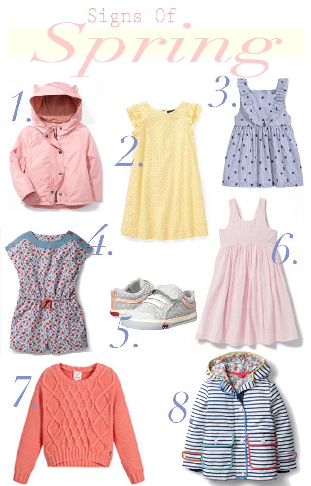0ba204a181812b With just a couple months to go until the official start of the new season,  I'm working on freshening up Isla's wardrobe with bright and breezy pieces  that ...