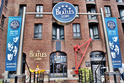 Museo de Los Beatles en Liverpool