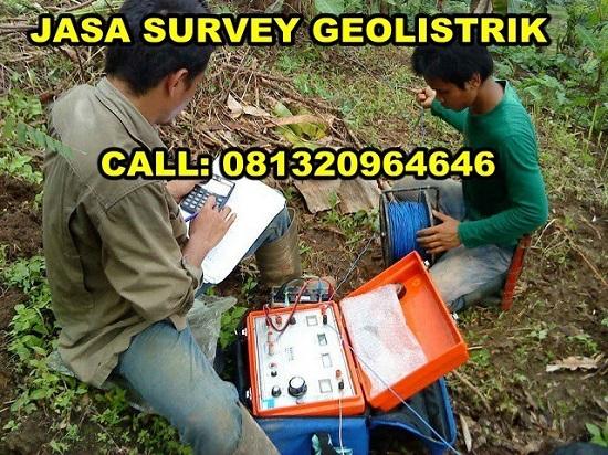 Jasa Geolistrik Bandung Terbaik