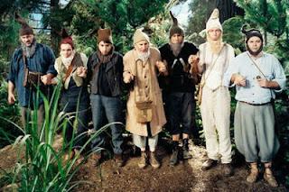 Официальный игровой автомат dwarves men alone in the wood