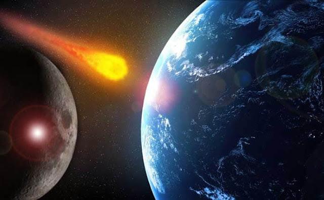 Κάτι μεγάλο χτύπησε την Σελήνη ενώ κάτι μεγαλύτερο υπάρχει εκεί έξω που μα