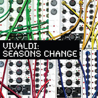 Willie Gibson – Vivaldi: Seasons Change