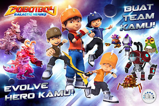 game boboiboy android