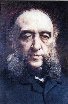 Jules Ferry (1832-1893), portrait officiel peint par Léon Bonnat en 1888