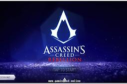 Assasin Creed Rebellion : Akhirnya rilis Game terbaru Mobile Assasin Creed bergenre Strategy RPG
