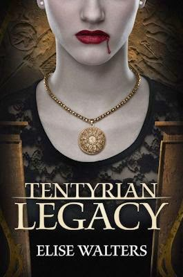 Interview with Elise Walters, author of Tentyrian Legacy - July 11, 2014