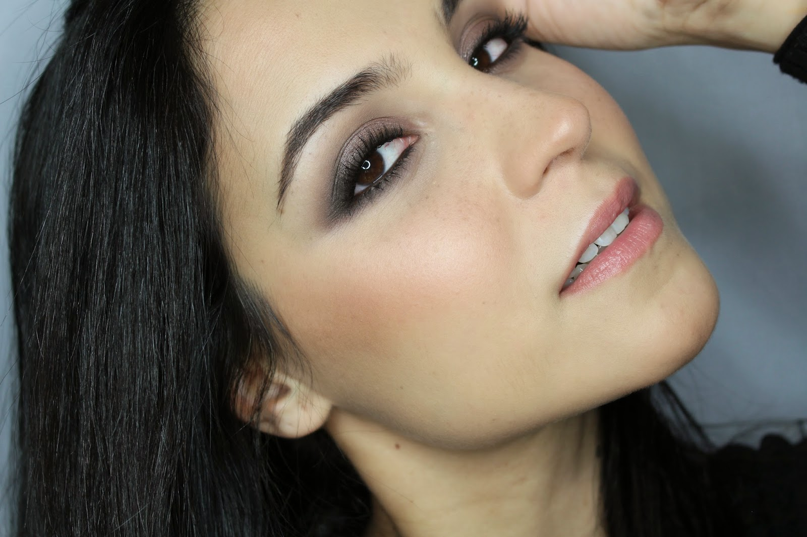 Romantic Date Look Makeup/Tutorial
