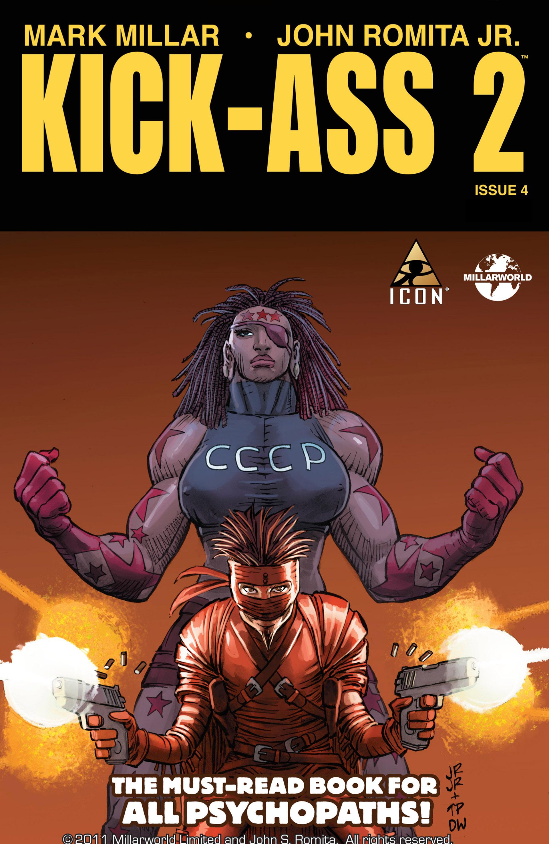 Kick-Ass 2 4 Page 1