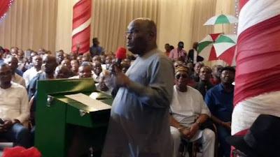 2019: Atiku Declares Presidential Bid, Tackles Buhari-led Govt.