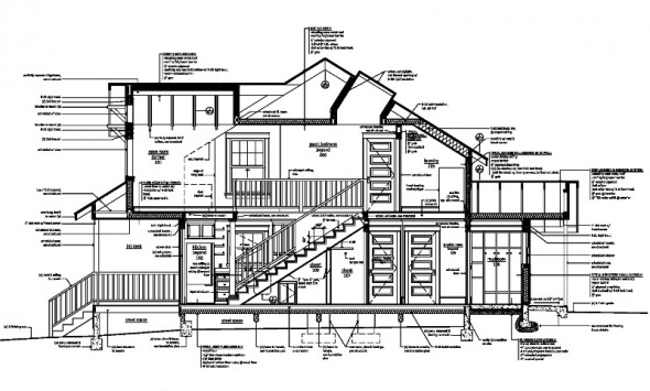 Architectural Design Drawings