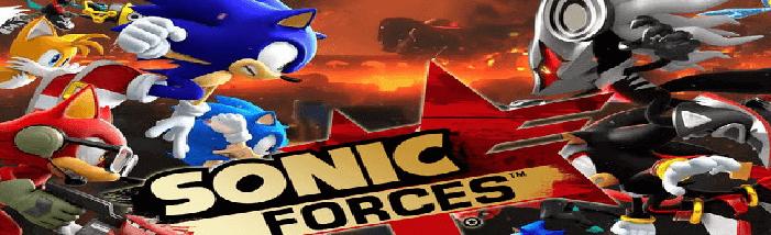 تحميل لعبة sonic forces للكمبيوتر مجانا مضغوطة بحجم صغير