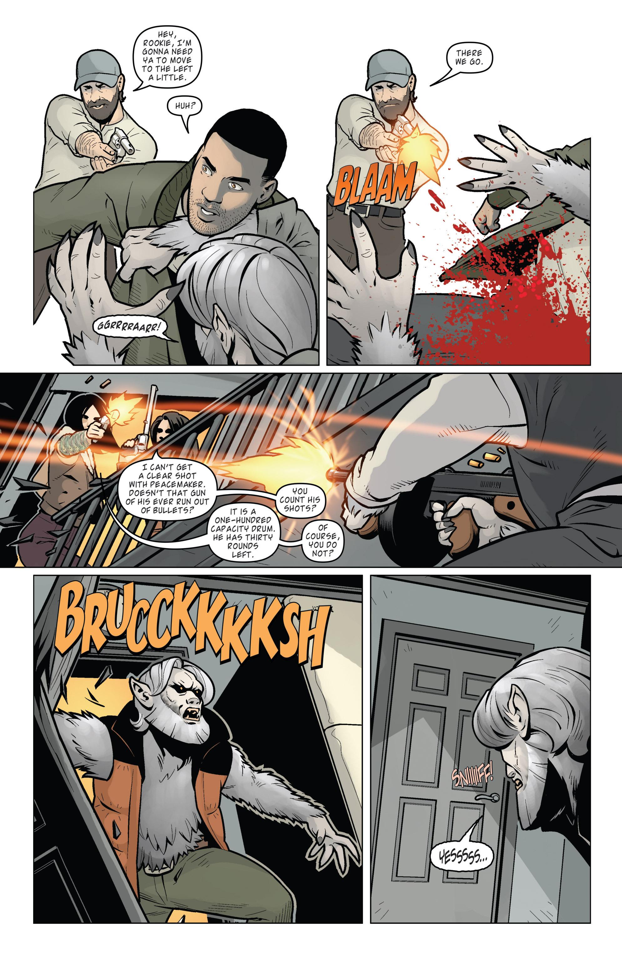Read online Wynonna Earp (2016) comic -  Issue #8 - 16
