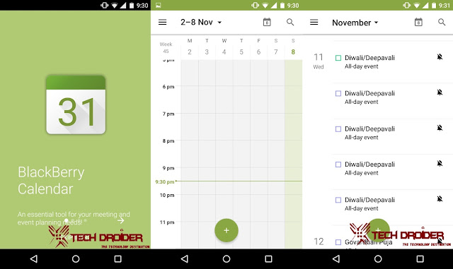 [Download] Blackberry Priv Apps Calendar