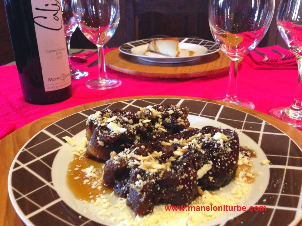 We are one of the Restaurants in Patzcuaro that offers Capirotada during Easter Season