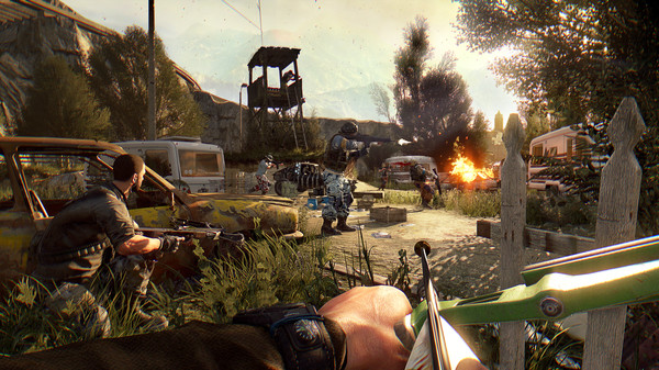 how to get a revolver in dying light