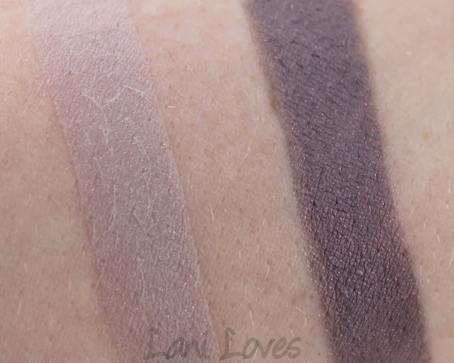 Notoriously Morbid Cara Mia Eyeshadow Swatches & Review