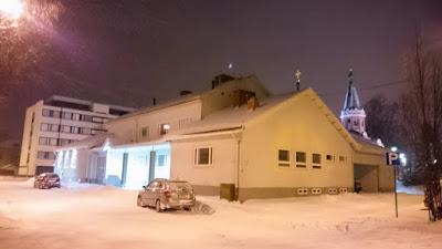 Kuopion ortodoksinen seurakuntatalo