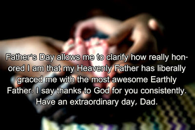 Father day quotes from son