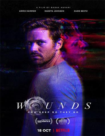 descargar JWounds (Heridas) (2019) Película en 1080p [MEGA] [LATINO] gratis, Wounds (Heridas) (2019) Película en 1080p [MEGA] [LATINO] online